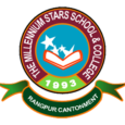Logo of The Millennium Stars School & College, Rangpur