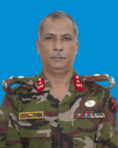 Brigadier General Aung Chaw Sa Maung
